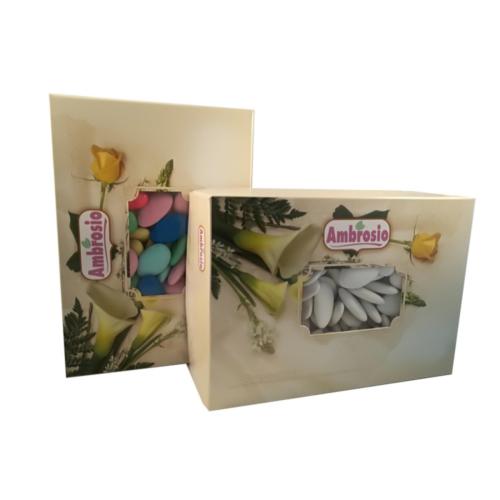 Confetti cioccolato - Ambrosio IDAV spa
