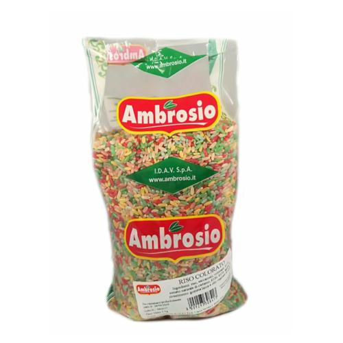 Riso Colorato - Ambrosio IDAV Spa